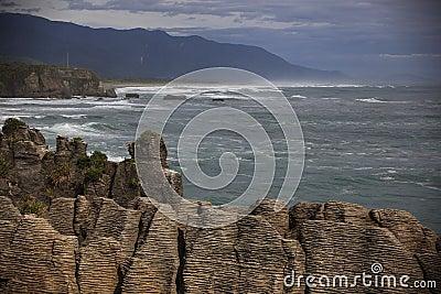 Pancake rock NZ