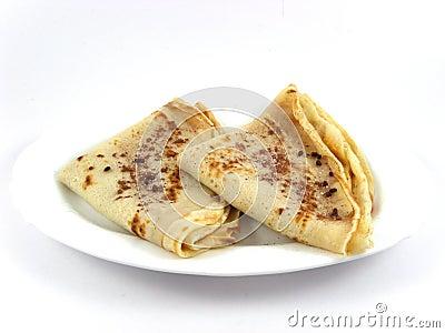 Pancake sweet breakfast