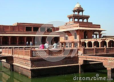 Panch Mahal, Agra