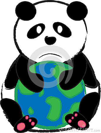 Panda Hug World