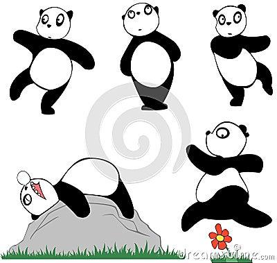 Panda  set 1