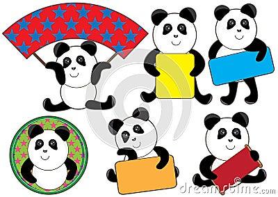 Panda Set_eps