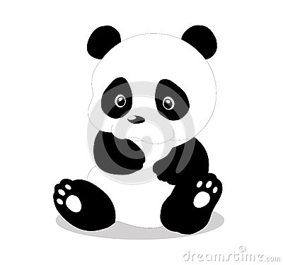 Free Panda So Cute Stock Image - 39248391