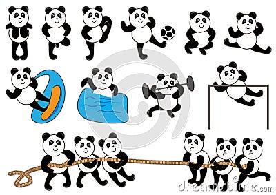 Panda Spot Set_eps