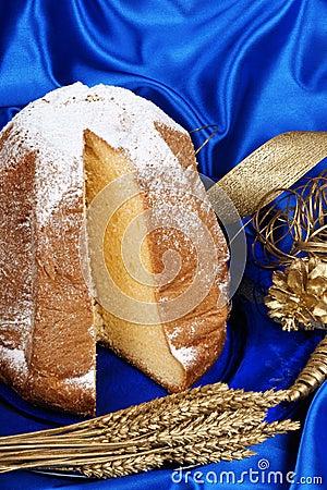 Pandoro the Christmas cake