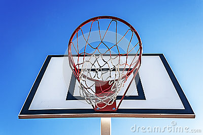 Panel basketball hoop-5