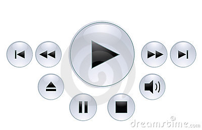 Panel for media player