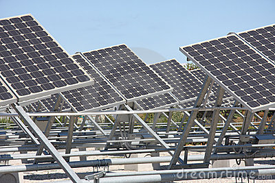Panels photovoltaic