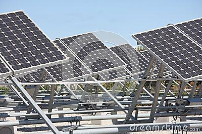 Panels photovoltaic