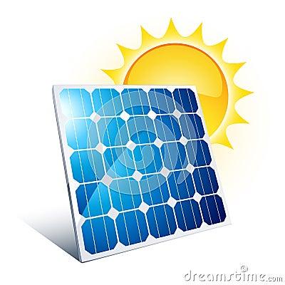 Panelu słońce