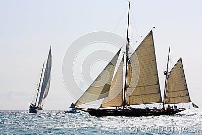 Panerai Classic Yachts Challenge 2008 Editorial Stock Photo