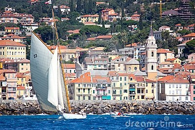 Panerai Classic Yachts Challenge 2008 Editorial Stock Photo