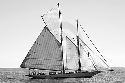 Panerai Classic Yachts Challenge 2010 - Imperia Editorial Photo