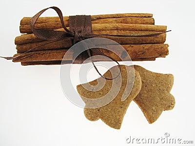 Panes de jengibre y canela