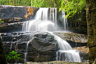 Pangsida Paradise Waterfall