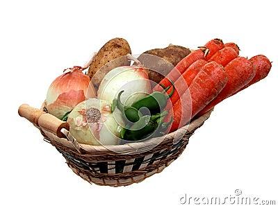 Panier végétarien (2)