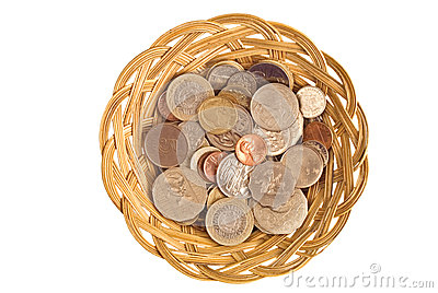 Paniere di monete