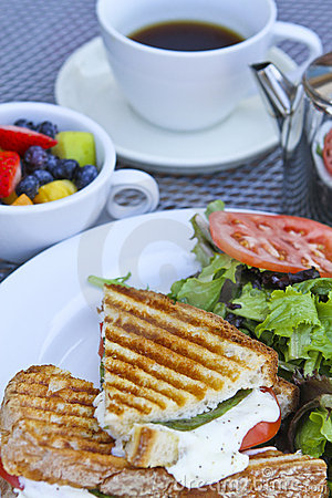 Panini Breakfast