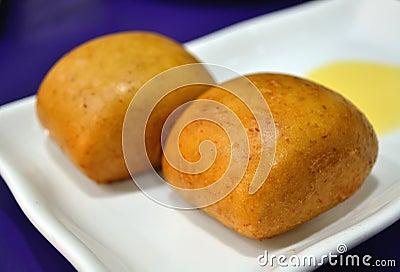 Panini fritti cinese fotografia stock immagine 41154300 for Colazione cinese