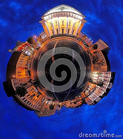 Free Panorama Royalty Free Stock Photo - 10023525