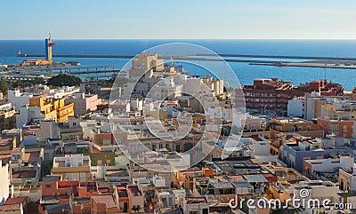 Panorama Almeria