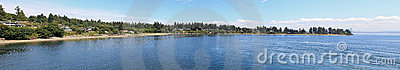 Panorama of Bainbridge Island