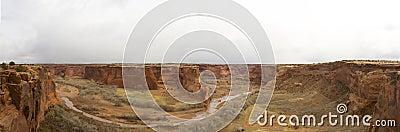 Panorama Canyon de Chelly
