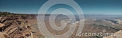 Panorama Canyonlands