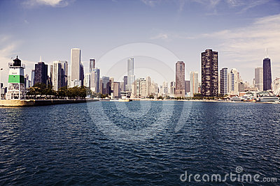 Panorama of Chicago