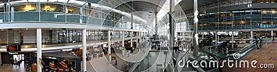 Panorama: Copenhagen Airport