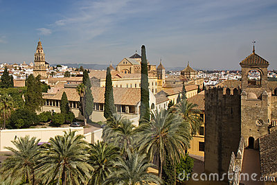 Panorama of Cordoba