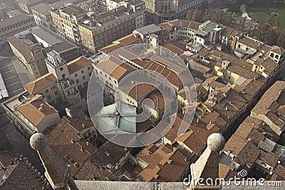 Panorama of Cremona