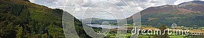 Panorama da paisagem