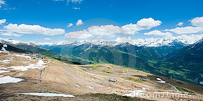 Panorama de Fiescheralp
