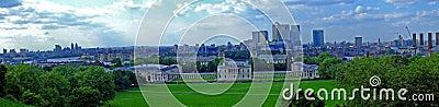 Panorama de Greenwich