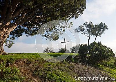 Panorama di Ventura dal parco di Grant