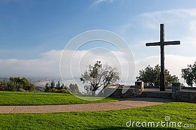 Panorama di Ventura dalla sosta di Grant