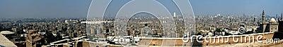 Panorama do Cairo