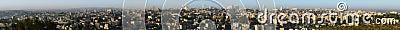 Panorama Jerusalem Israel