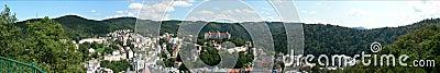 Panorama from Karlsbad