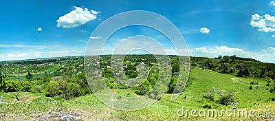 Panorama of Krivoy Rog