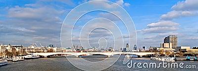 Panorama- london