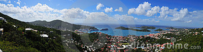 Panorama St. Thomas