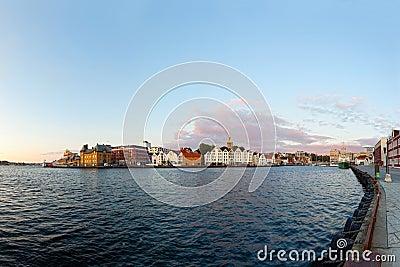 Panorama of Stavanger