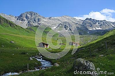 Panorama szwajcar