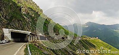 Panorama Transfagarasan