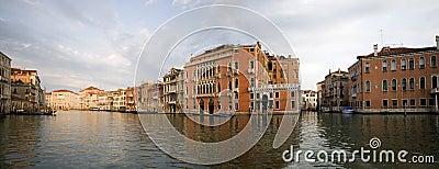 Panorama from Venice