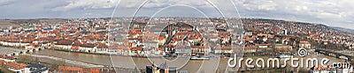 Panorama Wuerzburg
