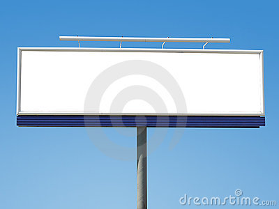 Panoramic billboard