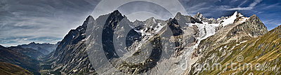 Panoramic Italian Alps Royalty Free Stock Photography - Image: 26907397